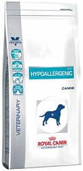 Сухой корм для собак Royal Canin (РОЯЛ КАНИН) HYPOALLERGENIC DOG при пищевой аллергии, 14 кг Акция