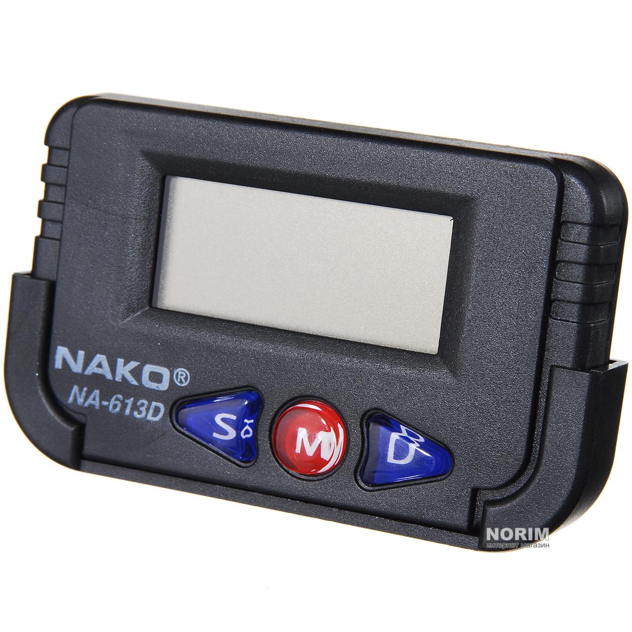 Автомобильные часы NAKO NA-613D