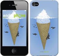 """Чехол на iPhone 4s Мороженое Айсберг """"2882c-12-8079"""""""