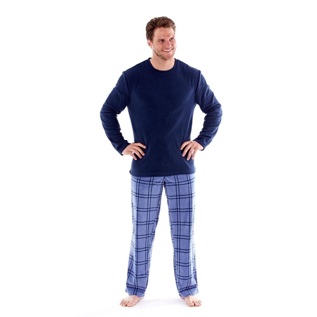 Пижама из флиса теплая.Англия.