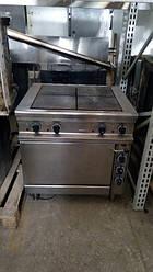 Плита промышленная электрическая c духовкой Kogast ES-T47/1