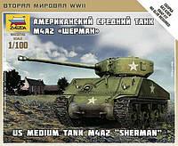 """Американский танк М4А2 """"Sherman"""""""