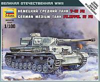 Немецкий средний танк Т-IV F2