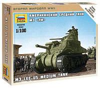 "Американский средний танк М3 ""Ли"""