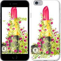"""Чехол на iPhone 6s Помада Шанель """"4066c-90-8079"""""""