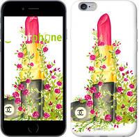 """Чехол на iPhone 6 Plus Помада Шанель """"4066c-48-8079"""""""
