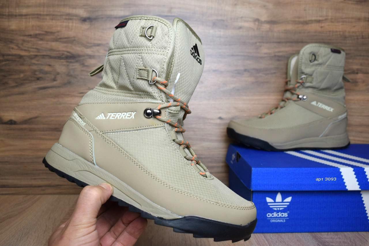 1233e5af Женские зимние сапоги Adidas Terrex 2