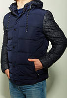 Куртка зимова укорочена