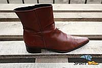 Ботинки женские зимние. Оригинал. Германия. Кожа снаружи, кожа внутри. Сток.