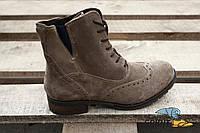 Ботинки женские зимние Landrover. Оригинал. Кожа, 38р. Сток.