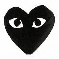 Стикер Black Heart для ноутбука, смартфона, дорожного пластикового чемодана