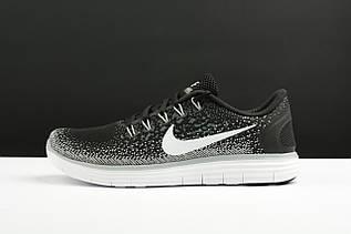 Кроссовки мужские Nike Free Rn Distance / NKR-898 (Реплика)