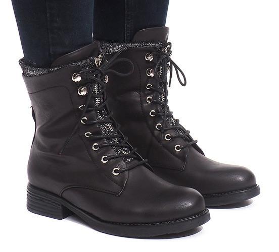 Женские ботинки Litten