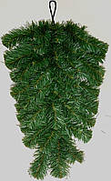 Декоративная ветка из хвои 60 см