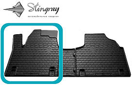 Citroen Jumpy I 1995-2007 Водительский коврик Черный в салон. Доставка по всей Украине. Оплата при получении