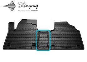 Citroen Jumpy I 1995-2007 Передний средний коврик Черный в салон