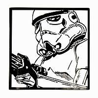 Стикер Darth Vader Portrait
