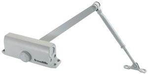 Доводжувач дверний морозостійкий ARMADILLO LY3 65 кг білий