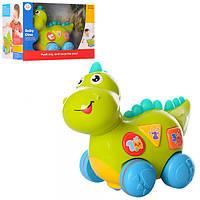 Динозавр 6105 24см,обуч(англ)-цифры,буквы,танцует