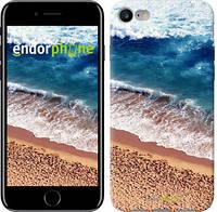 """Чехол на iPhone 7 Берег моря """"3041c-336-8079"""""""
