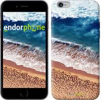 """Чехол на iPhone 6s Plus Берег моря """"3041c-91-8079"""""""
