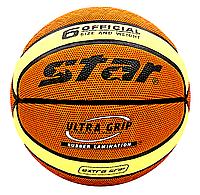 Баскетбольный мяч Star Ultra Grip №6, фото 1
