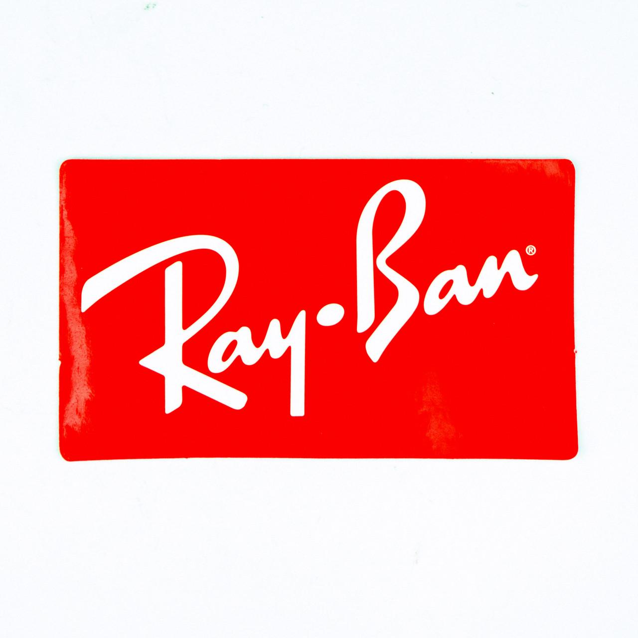 Стикер Ray Ban