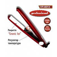 Выпрямитель для волос красный VT-4004
