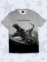 Детская футболка Optimus Prime