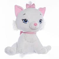 Мягкая игрушка кошка Белая 26 см, Украина 00071-8