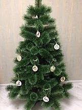 Сосна елка искусственная, пушистая 1,9 м + игрушка ручной работы в подарок, фото 3