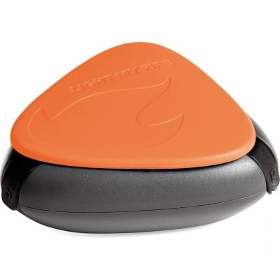 Емкость для специй LMF Salt&Pepper Plus Orange 40273610