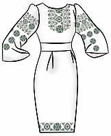 Заготовка для вышивки платья ПЖ-22