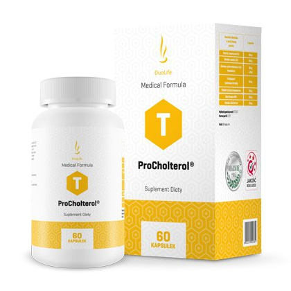 DuoLife ПроХолтерол - защитное действие на сердечно-сосудистую систему, вены и сердце.