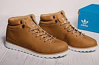 Мужские кроссовки осень-зима Adidas Neo (40, 41, 42, 43 размеры)