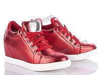 Сникерсы Zoom 1236-5 red Red