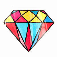 Стикер Colorful Diamond