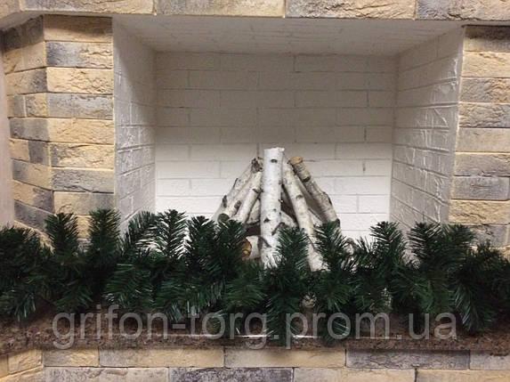 Гирлянда елка новогодняя, украшение дома и офиса, фото 2