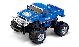 Машинка на пульті радіокерування Джип 1:58 Great Wall Toys 2207 (синій)