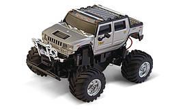 Машинка на радиоуправлении Джип 1:58 Great Wall Toys 2207 (серый)