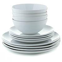 Набор столовый (12 предметов на 4 персоны) керамика