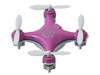 Квадрокоптер нано р/у 2.4Ghz Cheerson CX-10 (розовый)