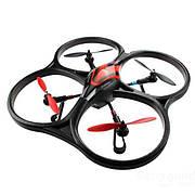 Квадрокоптер большой р/у 2.4ГГц WL Toys V393 Cyclone бесколлекторный