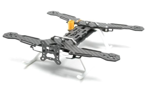 Карбоновая рама квадрокоптера Tarot Mini 250 (TL250A)