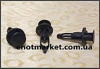 Нажимное крепление бампера много моделей Toyota, Lexus. ОЕМ: 5216144010B0, 5216116010, 5216102020