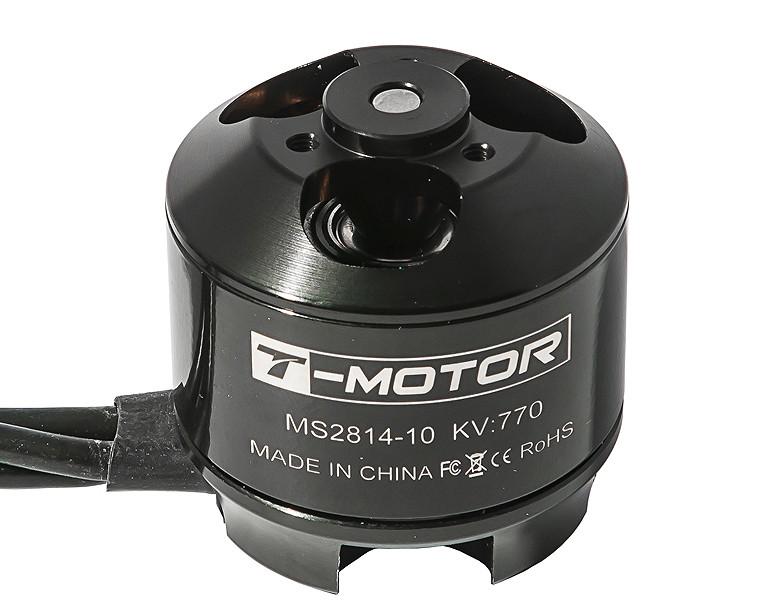 Мотор T-Motor MS2814-10 KV770 3-4S 430W для мультикоптеров