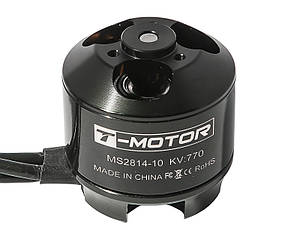 Мотор T-Motor MS2814-10 KV770 3-4S 430W для мультикоптеров, фото 2