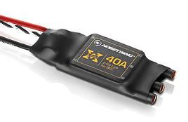 Бесколлекторный регулятор хода HOBBYWING XRotor 40A OPTO 2-6S для мультикоптеров