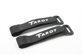 Стяжки на липучке Tarot 21см 2шт для крепления аккумуляторов (TL2696)