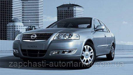 (Ниссан Альмера Классик)Nissan Almera Classic 2006-2013 (B10)